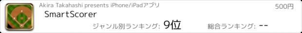 おすすめアプリ SmartScorer