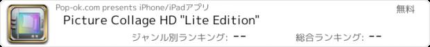 """おすすめアプリ Picture Collage HD """"Lite Edition"""""""