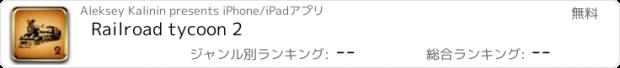 おすすめアプリ Railroad tycoon 2
