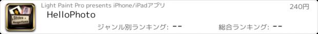 おすすめアプリ HelloPhoto