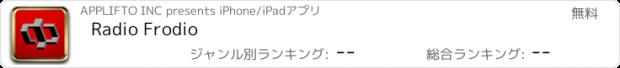 おすすめアプリ Radio Frodio