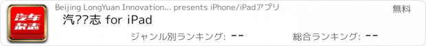 おすすめアプリ 汽车杂志 for iPad