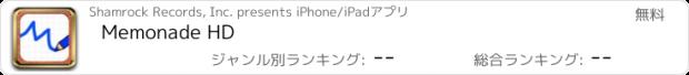 おすすめアプリ Memonade HD
