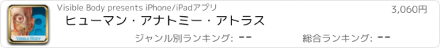 おすすめアプリ ヒューマン・アナトミー・アトラス