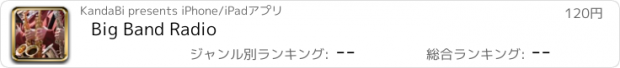 おすすめアプリ Big Band Radio
