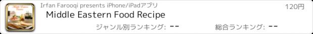 おすすめアプリ Middle Eastern Food Recipe