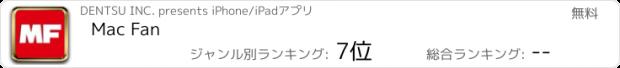 おすすめアプリ Mac Fan