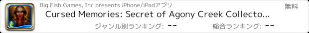 おすすめアプリ Cursed Memories: Secret of Agony Creek Collector's Edition HD