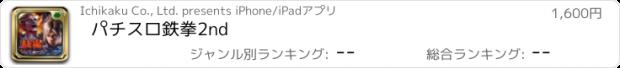おすすめアプリ パチスロ鉄拳2nd