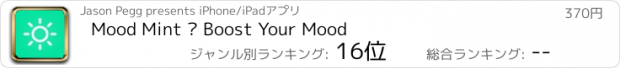 おすすめアプリ Mood Mint – Boost Your Mood