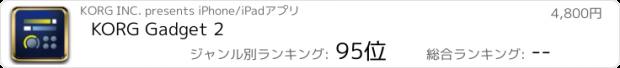 おすすめアプリ KORG Gadget 2