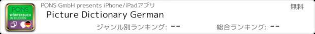 おすすめアプリ Picture Dictionary German